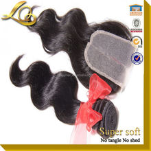 New Products 7A And 8A Brazilian Hair 5X5 Brazilian Closure Hair Middle Part 5X5 Brazilian Closure Hair Middle