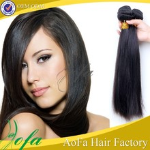 Cheap tangle free aliexpress wholesale brazilian hair/human hair extensions
