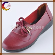 wholesale cheap flat shoes made in China women shoes small quantity