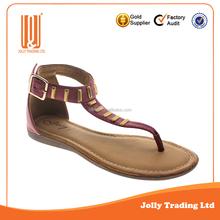 Most popular china shoes supplie new design elegant footwears