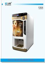 Coin Operated Nescafe Coffee Vending Machine F303V