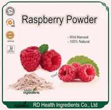 Free samples 100% Natural Raspberry Fruit freeze dried Powder, raspberry powder