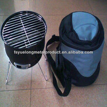 Hot seller BBQ grills ,plus cooler bag grills with folding legs.Tiny portable for every occasion, fashion lifestyle