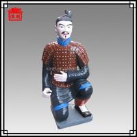 Chinese Art Crafts Modern Terracotta Sculpture YCS87-4
