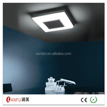 Hot Selling Indoor Modern Ceiling Lights gypsum white ceiling