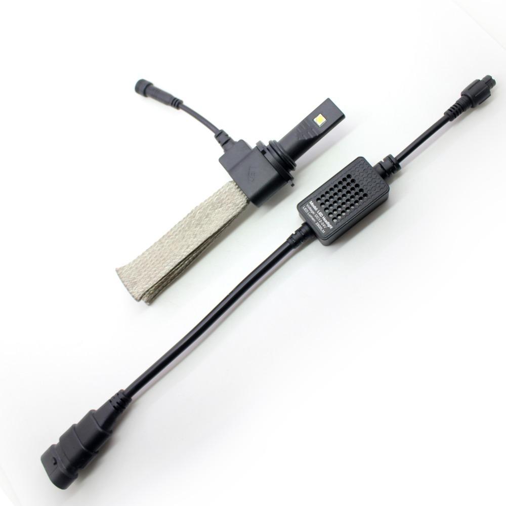 H4 2500lm LED LAMPADINE Kit Conversione LED Headlight MINI R56 R57 07 ...
