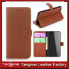 Fashion Wallet Card Holder PU Leather Flip Cover Cell phone for iphone 6s case