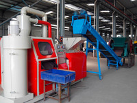 MX copper wire chopping machine 300-2000kg/h