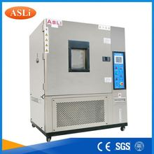 CE Certification lcd panel constant temperature and humidity test chamber (ASLi Brand)