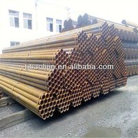 ERW casing and tubing line steel pipe
