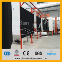 better security sliding doors/secure window screens/fire exit security screens