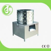 Full stainless steel barrel chicken feather plucking machine