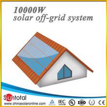 Reasonable Price Full Kit Power Plant 500w Whole House Solar Energy System