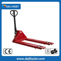 hydraulic hand pallet truck scissor pull-behind lift table