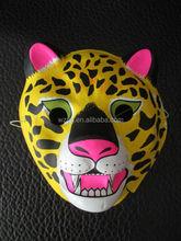 PVC Plastic 3D novelty mask