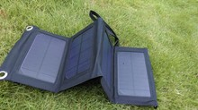 New products low price best quality Tones 7w solar charger