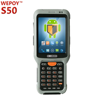 IP67 industrial android handheld mobile computer 1d 2d barcode scanner