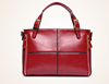 2015 new style genuine leather handbags shoulder bags for ladies
