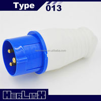 Cee Power Industrial waterproof Plug 16A IP44 013