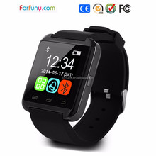 China factory sell u8 smart watch for iphone for samsung