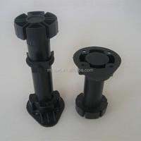 120~150mm plastic kitchen cabinet adjustable legs(MZ-130)