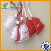felt Christmas hanging ornaments, China good price supplier