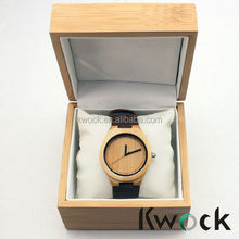 Best-selling natural sandal/bamboo wooden watch,various wood grain colour you can choose.