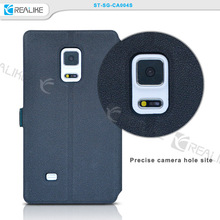 Top quality phone case for samsung galaxy note edge pu leather case