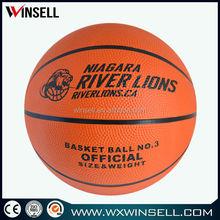2015 cheap custom basketball in bulk