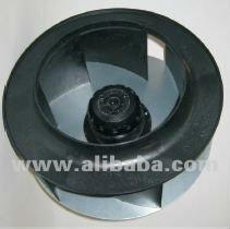 Motorized Impeller Fan backward blades