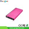 Aluminum mobile power supply battery charger 10000mah