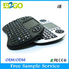 Operation more simple, more intelligent,mini wireless keyboard i8 bluetooth air mouse