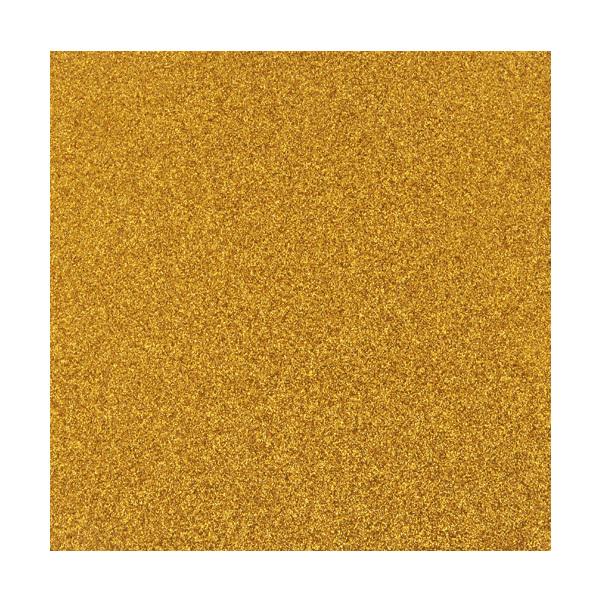 Interwell CBT26 de papel de ouro Glitter artesanato auto-adesivo Glitter papel Scrapbook