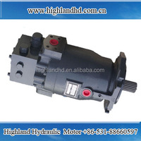 Jinan Highland made MF series hagglunds hydraulic motor for sale