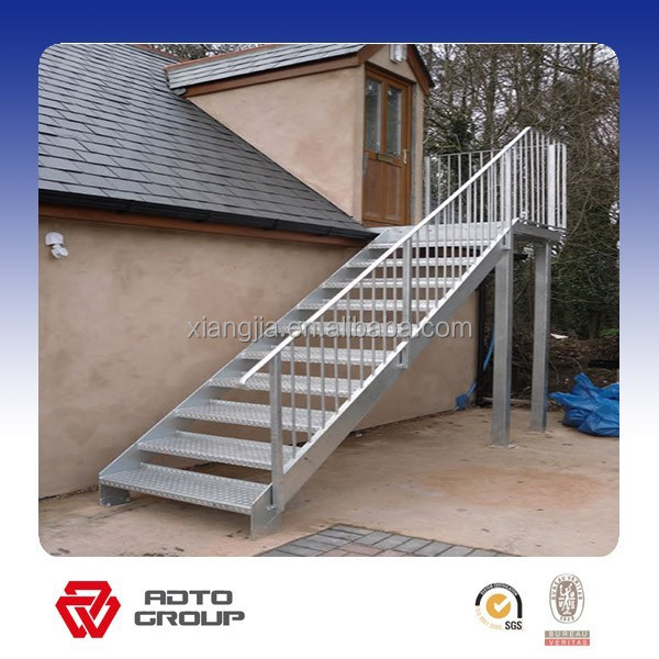 Outdoor Emergency Steel Staircase Buy Steel Staircase Emergency Staircase P