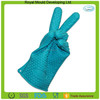 Kitchen tools heart blocks shape silicone dishwashing cooking gloves,silicone baking gloves