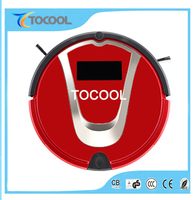 2015 New Good Robot Vacuum Cleaner And Mop,Robot Cleaner Sweeper