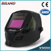 Riland Solar Power Sensitivity Control welding face mask Side Window Auto Darkening welding shield glass