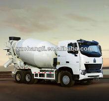 Best useing CLCMT 10m3 concrete mixer truck hydraulic pump