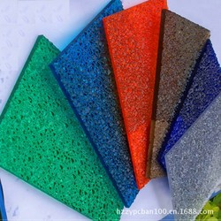 nice popular solid lexan & bayer materials pc sheet for roofing