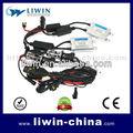 Qualité de l'usine Liwin : convertisseur kit caché canabus mince 50w/55w pour la lumière des véhicules Honda, lampe pour motocycle, voitures d'occasion à Dubai