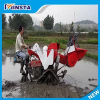 Small Farming Machine for Wheat Harvest Wheat Thresher Mini Rice Harvesting Machine Rice Thresher