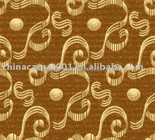 Wall to wall Wilton Brown Series Hotel Carpet(3)