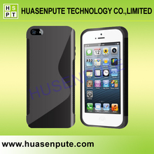 New Products From Market Sublimation Phone Case For iphone 5C S Line TPU