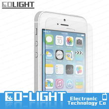 Best Explosion Proof Tempered Glass Screen Protector For Iphone 5 LCD Screen Ward