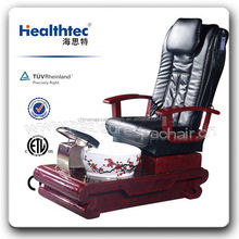 red OEM beauty tiger salon pedicure spa chair