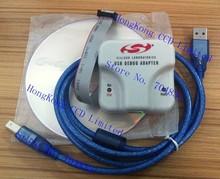 Adaptateur USB Debug Silabs C8051F émulateur / downloader EC3EC5EC6