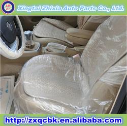 Automobiles parts--universal car seat cover/PE car seat cover/disposable car seat cover