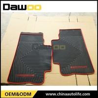 car accessories 2015 car mats , auto rubber floor material car floor mat fittings