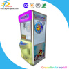 2015 New coin pusher mini toy claw crane machine for sale